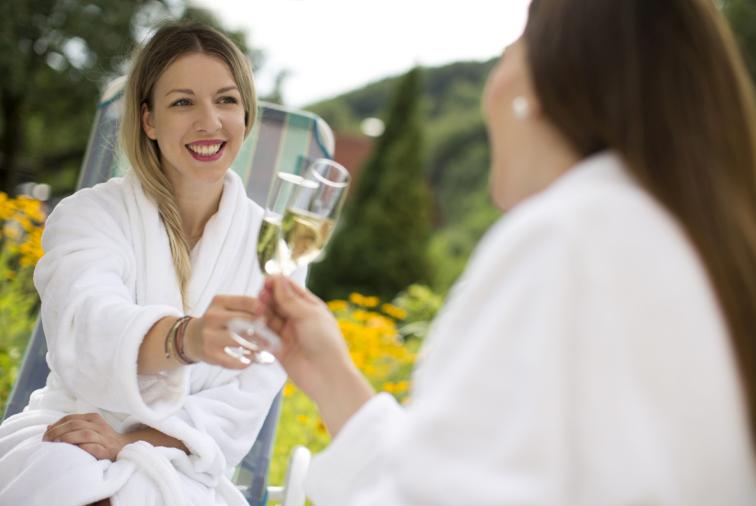 Urlaubspauschale für Freundinnen in der Oststeiermark