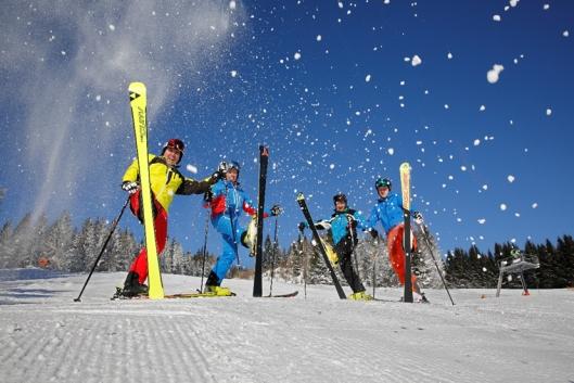 Kurzurlaub Mönichwald - Kraftspendende Skitage