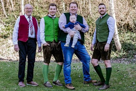 Familienurlaub in der Steiermark zum Vatertag