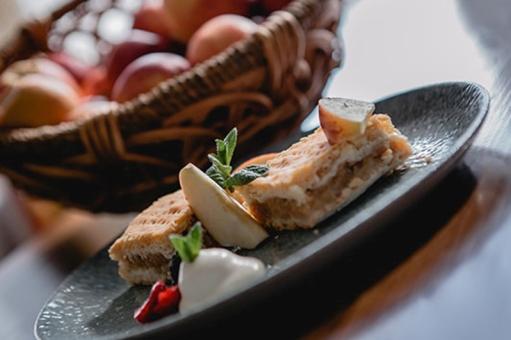 Haubenlokal Steiermark Desserts