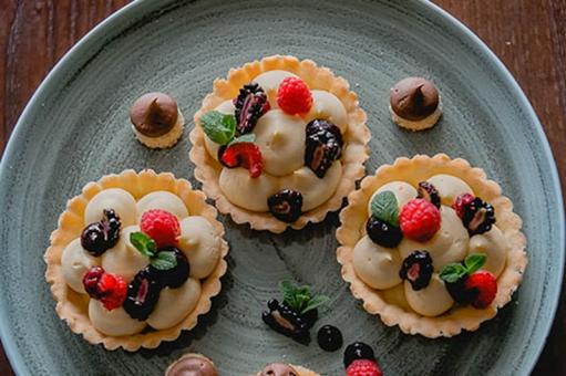 Kuchen & Dessert im Haubenlokal Steiermark